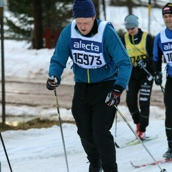 Skiing 90 km - Henrik Lindahl (15973)