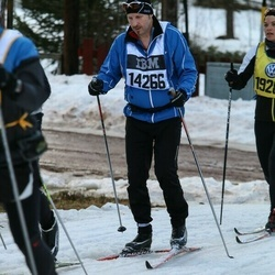 Skiing 90 km - Göran Lindström (14266)