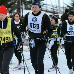 Skiing 90 km - Jens Pørneki (11129)