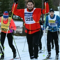 Skiing 90 km - Nils Philipson (12918)