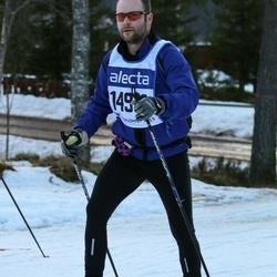 Skiing 90 km - Christian Högfors (14919)