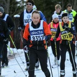 Skiing 90 km - Mattias Vejlens (8352), Ellinor Vejlens (17716)