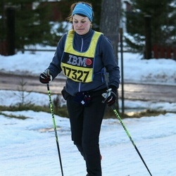 Skiing 90 km - Louise Andersson (17327)