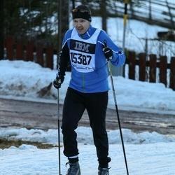 Skiing 90 km - Lars Kaare Pedersen (15387)