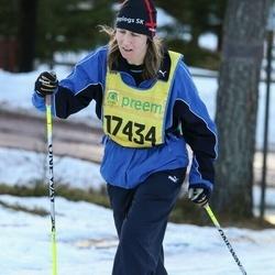 Skiing 90 km - Elin Sixtensson (17434)