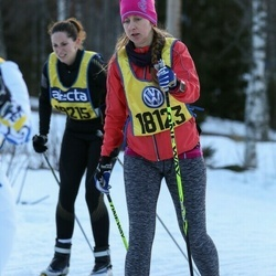 Skiing 90 km - Annika Hagfjärd (18123)
