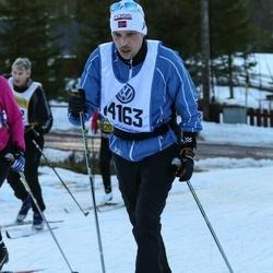 Skiing 90 km - Espen Johnsen (14163)
