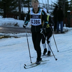 Skiing 90 km - Carl Rygart (6386)