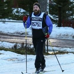 Skiing 90 km - Jonas Wuopio (15753)
