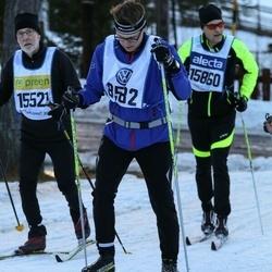 Skiing 90 km - Eiberth Josefsson (15521)