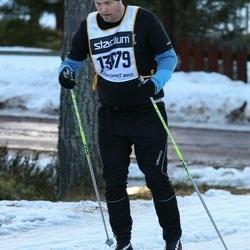 Skiing 90 km - Johan Olausson (13879)