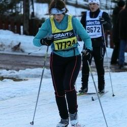 Skiing 90 km - Inger Stenseke Larsson (17724)