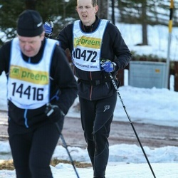 Skiing 90 km - Gert Askefjord (14416)