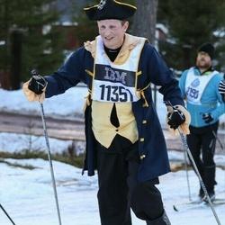 Skiing 90 km - Mikael Du Bouzet (11351)
