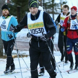 Skiing 90 km - Christian Henriksson (10530)