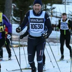 Skiing 90 km - Evry Johansson (10630)