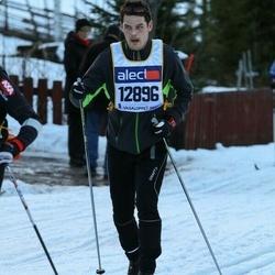 Skiing 90 km - Marvin Limarsköld (12896)