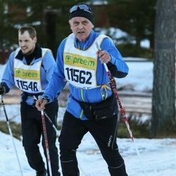 Skiing 90 km - Reijo Raumala (11562)