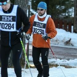 Skiing 90 km - Anders Larsson (10230)