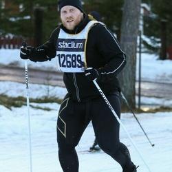 Skiing 90 km - Alexander Sandsten (12689)