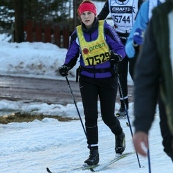Skiing 90 km - Camilla Hjelm (17529)