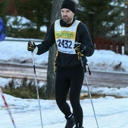 Skiing 90 km - Jan Willman (2432)