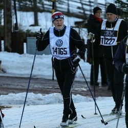 Skiing 90 km - Olle Andersson (14165)