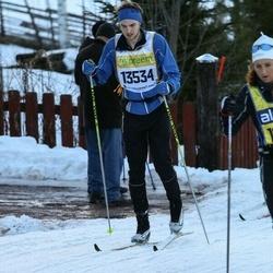 Skiing 90 km - Robert Fransson (13534)