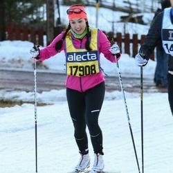 Skiing 90 km - Eva Paatere (17908)
