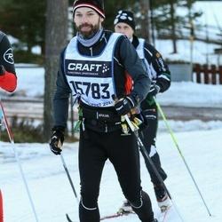 Skiing 90 km - Christian Carlsen (15783)