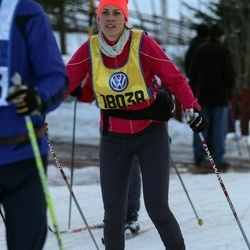 Skiing 90 km - Jarl Andersson (14823)