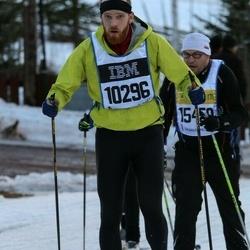 Skiing 90 km - Mark Schmude (10296)