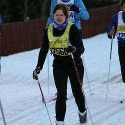 Skiing 90 km - Marie Broo (17560)