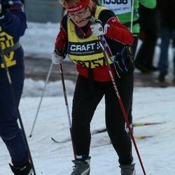 Skiing 90 km - Carina Finnskog (18757)