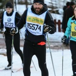 Skiing 90 km - Christian Benjaminsson (15574)