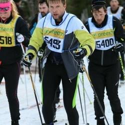 Skiing 90 km - Christian Möller Madsen (15493)