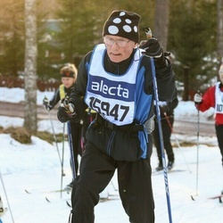 Skiing 90 km - Donald Paulusson (15947)