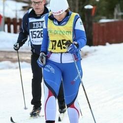 Skiing 90 km - Catharina Rehnström (17458)