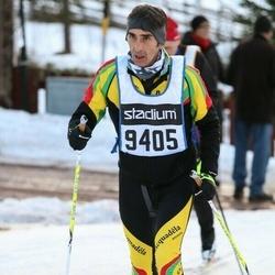 Skiing 90 km - Alessandro Franceschini (9405)