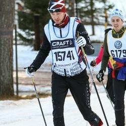 Skiing 90 km - Christian Langhorn (15741)