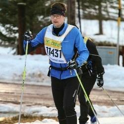 Skiing 90 km - Daniel Jägrud (11431)