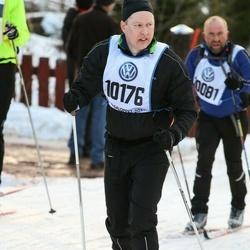 Skiing 90 km - Andreas Gunnarsson (10176)