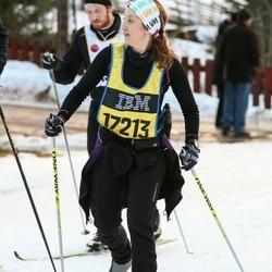 Skiing 90 km - Catrin Holmvik (17213)