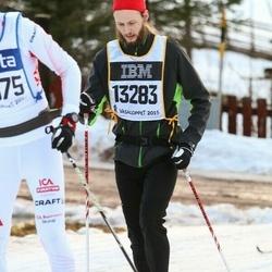 Skiing 90 km - Fredrik Engarås (13283)