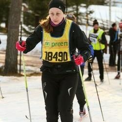 Skiing 90 km - Ellinor Annerud (18490)