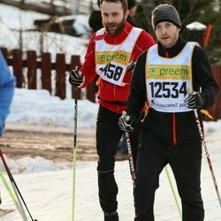 Skiing 90 km - Anders Martinsson (12534)