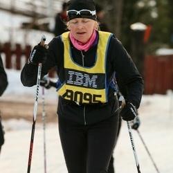 Skiing 90 km - Åsa Vågesjö (19095)