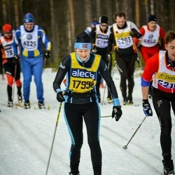 Skiing 90 km - Eli Ågedal (17990)