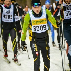 Skiing 90 km - Jaroslav Jurka (8909)