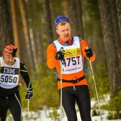 Skiing 90 km - Fredrik Olofsson (4757)